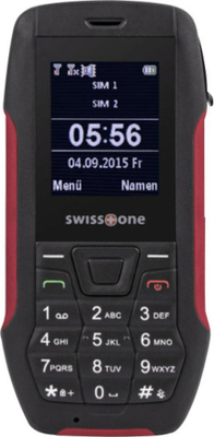 Dual-SIM Outdoor Smartphone swisstone SX 567 1.77