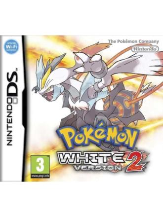 Pokemon White Version 2 - 3DS - Lapset