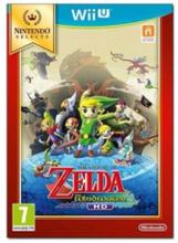 The Legend of Zelda: The Wind Waker HD - Wii U - Seikkailu