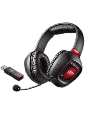 Sound Blaster Tactic3D Rage Wireless V2.0 - Punainen