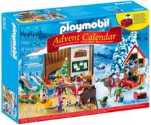 "Advent Calender """"Santa's Workshop"