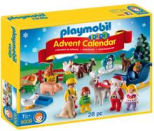- Christmas - 1.2.3 Advent Calendar 'Christmas on the Farm