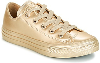 Converse Sneakers CHUCK TAYLOR ALL STAR METALLIC LEATHER OX METALLIC LEATHER OX GO Converse