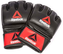 Combat Leather MMA Gloves M