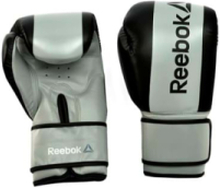 Combat Boxing Gloves 16OZ Grey