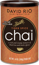 David Rio San Francisco Chai Tiger Spice 398 g