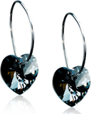 Blomdahl Heart Black Diamond