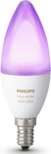 Philips Lampa Hue White and Color E14 1-pack