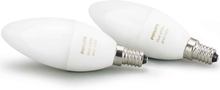 Philips Hue Lampa White and Color E14 2-pack