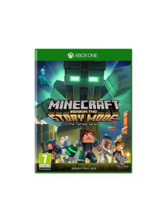 Minecraft: Story Mode - Season Two - Microsoft Xbox One - Adventure - Proshop