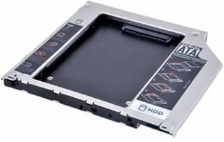 Optisk enhet till SSD hållare