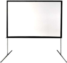 M Quick Fold Projection Screen 16:10.323x202.150