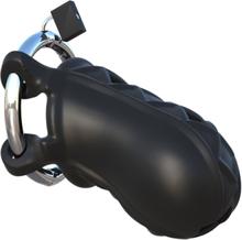 Pipedream C-Ringz: Extreme Silicone Cock Blocker, svart