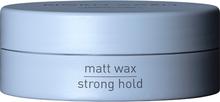 Björn Axén Style Matt Wax Strong Hold, 80ml Björn Axén Hårvax