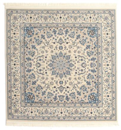 Nain Emilia matta 150x150 Orientalisk, Kvadratisk Matta