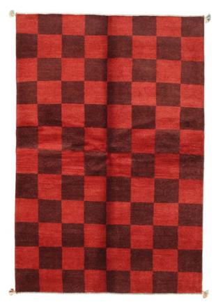 Gabbeh Persisk matta 159x237 Modern Matta