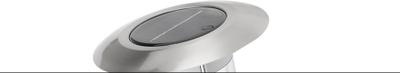 SMARTWARES Soldriven vägglampa med rörelsedetektor
