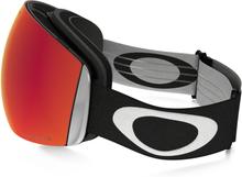Oakley Flight Deck Snow Goggles Herr matte black w/ prizm torch iridium 2019 Goggles