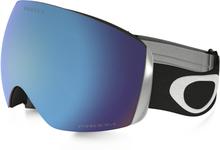 Oakley Flight Deck Snow Goggles Herr Matte Black Prizm Sapphire Iridium 2019 Skidglasögon & Goggles