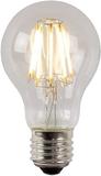 Lucide glödlampa LED A60 glödlampa E27/8W 850LM 27