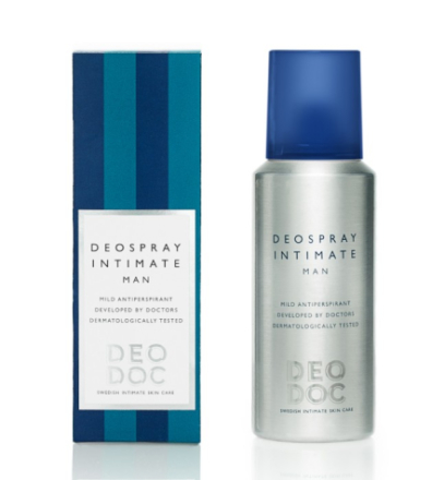 DeoDoc Deospray Intim Man, 100 ml