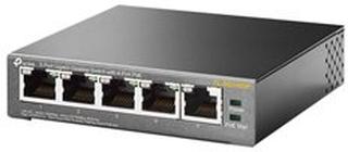 TP-Link TL-SG1005P - switch - 5 porte - ikke administreret