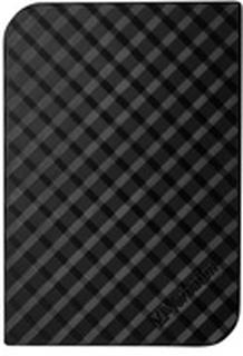 Verbatim Store n Save - harddisk - 2 TB - USB 3.0