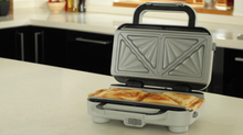 Breville smörgåsgrill 2 skivor Duraceramic. 5 stk. på lager