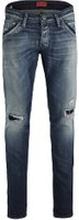 JACK & JONES Glenn Fox Bl 840 Sts Slim Fit-jeans Man Blå