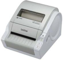 TD-4100N Label Printer Tarratulostin - Yksivärinen - suoraan terminen