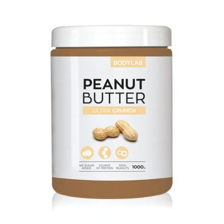 BodyLab Peanut Butter Ultra Crunch (1kg)