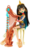 Cleo de nile - music class - monster high docka ny