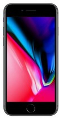 Apple iPhone 8 64GB rymdgrå