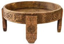 Marokkolainen Chakki pöytä   ruskea