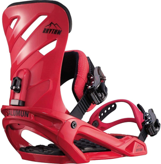 Salomon Snowboards rytm - röd L