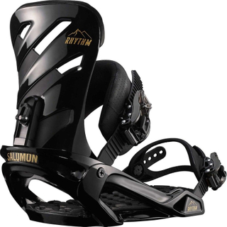 Salomon Snowboards rytm - svart S