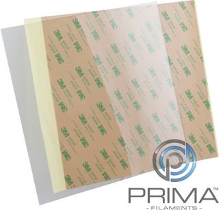 PrimaFil PEI Ultem sheet 114x114mm-0.2 mm