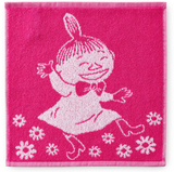 Lilla My Vän Ansikte Handduk by Finlayson | Pink |