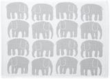Elefantti Handduk by Finlayson | Grå/Vit | 50 x 70