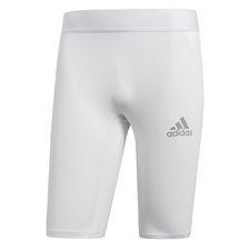 adidas Baselayer Alphaskin Sport Tights - Hvid