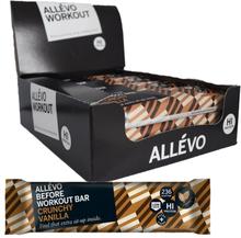 "Hel Låda Proteinbar ""Crunchy Vanilla"" 18 x 45g - 69% rabatt"