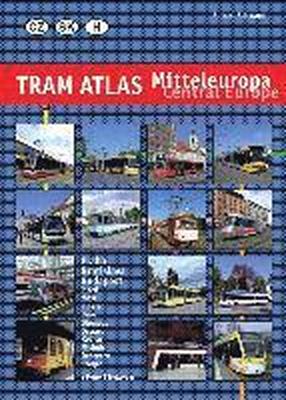 Tram Atlas Central Europe