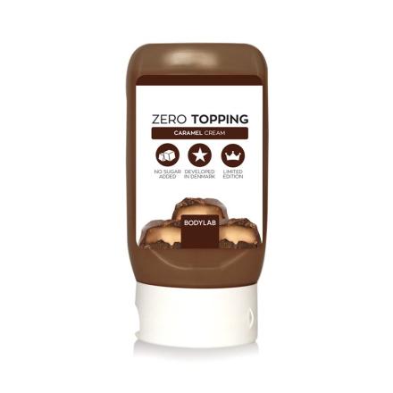 BodyLab Zero Topping Caramel Cream (290 ml)