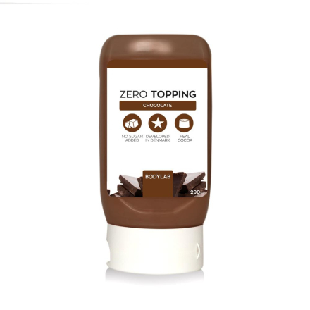 BodyLab Zero Topping Chocolate (290 ml)
