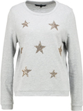 Vero Moda VMFUNNY CHRIST Sweatshirt light grey mel