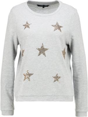 Vero Moda VMFUNNY CHRIST Sweatshirt light grey mel