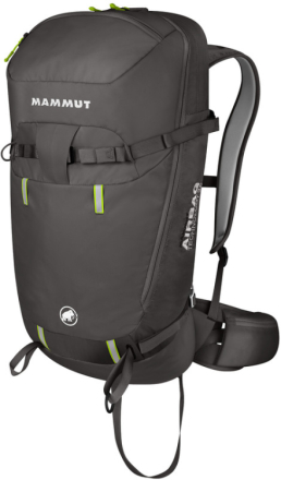 Mammut Light Removable Airbag 3.0 Lavinerygsæk 30 l grå 2018 Lavinerygsække