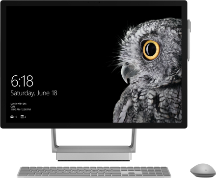 "Surface Studio (1. sukupolvi) â€"" 1 Tt / Intel Core i7"