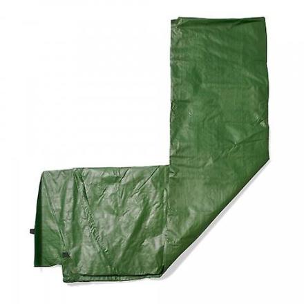 Plum Blomme 10ft trampolin Cover grøn