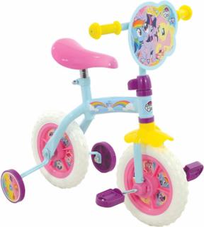 Min lilla ponny träning cykel - 2-i-1 10 tums cykel - barn cykel